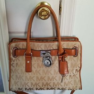 Michael kors medium Hamilton bag